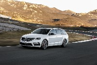 SKODA OCTAVIA RS - neues Top-Modell
