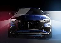 Premiere des Audi Q8 concept in Detroit