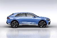 Oberklasse-SUV im Coupe Design: Audi Q8 concept