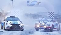 SKODA erinnert bei der Rallye Monte Carlo an legendären Triumph vor 40 Jahren