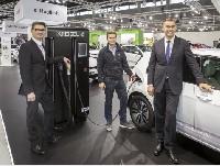 Porsche Holding Salzburg und Kreisel Electric kooperieren