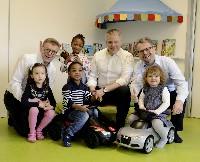 Audi in Ingolstadt: Mehr Betreuungsplätze für Kinder