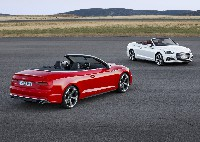 Österreich-Informationen zum neuen Audi A5/S5 Cabriolet