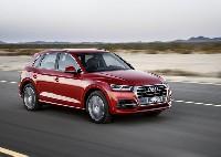 Neuer Audi Q5 überzeugt beim Euro NCAP