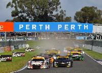 Audi-Kunden fahren um drei Titel im australischen GT-Rennsport