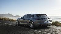 Weltpremiere in Genf: Neue Karosserievariante des Porsche Panamera