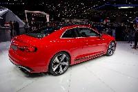Das neue Audi RS 5 Coupe