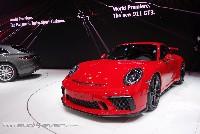 Elfer für Straße und Sport - der neue Porsche 911 GT3