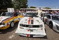 Oldtimer von Audi Tradition in Fahrt erleben