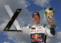 Traumstart für Rallycross-Weltmeister Ekström