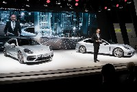 Auto Shanghai 2017: Panamera Executive exklusiv für China