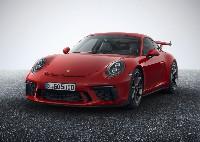 Neuer 911 GT3 mit Motorsport-Triebwerk und noch mehr Performance