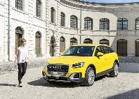 Auszeichnungen für Audi von März bis Mai 2017