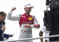 Audi-Pilot Rene Rast erfüllt sich einen Traum