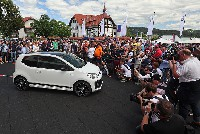 Volkswagen Premieren beim größten GTI-Treffen