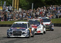 Audi und Ekström vom Gejagten zum Jäger