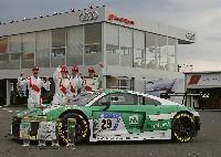 Fakten zum vierten Audi-Sieg auf dem Nürburgring
