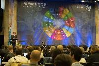 Stadler spricht vor UN-Kongress in Genf über Künstliche Intelligenz