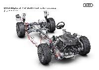 Ausblick auf den neuen Audi A8