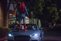 Neuer Audi A8 erlebt Premiere im Kinofilm Spider-Man: Homecoming