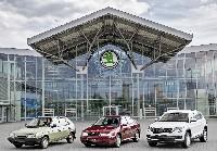 SKODA produziert 15 millionstes Fahrzeug seit Zugehörigkeit zum VW Konzern