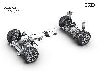 neuer Audi A8 - vollaktives Fahrwerk bietet Flexibilität nach Maß