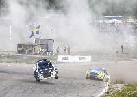 Bruchlandung für Audi und EKS in Schweden