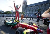 Audi-Pilot Lucas di Grassi ist Formel-E-Champion
