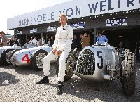 Audi Tradition mit Motorsport-Klassikern aus drei Epochen bei den Classic Days Schloss Dyck