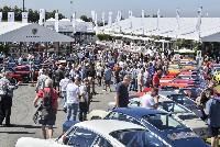 40 Jahre Porsche 928 auf dem Oldtimer Grand Prix 2017