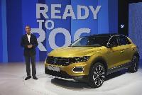 Der neue Volkswagen T-Roc - die Weltpremiere