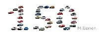 150-millionster Volkswagen heute im Stammwerk Wolfsburg vom Band gelaufen