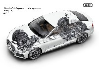 2.0 TFSI-Motor im Audi A4 und A5 g-tron