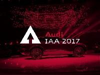 Audi-Pressekonferenzen auf der IAA 2017 im Livestream am 12.9. um 10:45