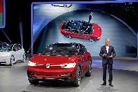 Die Marke Volkswagen weist den Weg in die automobile Zukunft