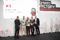 Smart Factory Hackathon von Audi