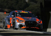 Paul Holton gewinnt Titel im Audi RS 3 LMS