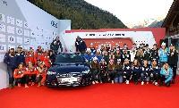 Audi erneuert Partnerschaft mit FIS Ski Weltcup