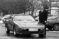 Porsche trauert um Peter W. Schutz