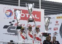 Audi verteidigt Titel in Intercontinental GT Challenge