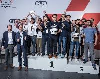Universität Ilmenau gewinnt Audi Autonomous Driving Cup 2017