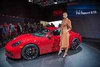 Porsche auf der Los Angeles Auto Show 2017