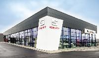 SEAT eröffnet Megastore in Wien