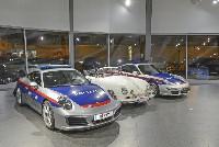 Positive Bilanz nach Testeinsatz mit Porsche 911