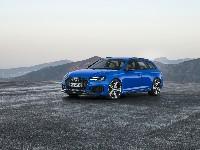 Österreich-Informationen zum neuen Audi RS 4 Avant