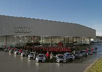 Erste Kunden übernehmen neuen Audi R8 LMS GT