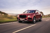 Der Bentley Bentayga V8