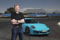 Walter Röhrl ist seit 25 Jahren für Porsche tätig