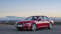 Die neue Audi A6 Limousine 2018