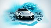 Porsche bringt erstmals Blockchain ins Auto
